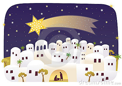 City Of Bethlehem Clipart.