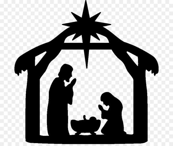 Nativity scene Nativity of Jesus Christmas Manger Clip art.