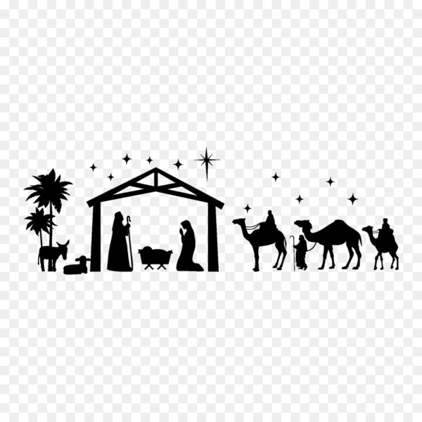 Nativity scene Manger Nativity of Jesus Bethlehem Clip art.