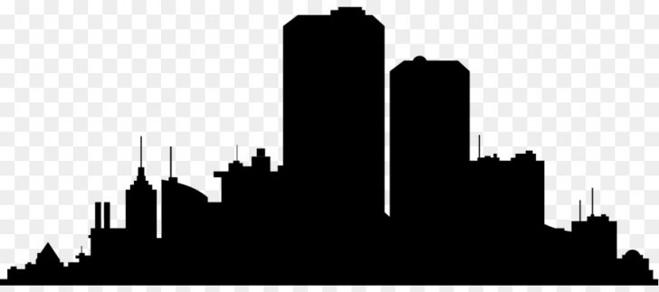 bethlehem city silhouette clip art.