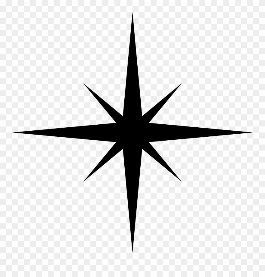 Star Over Bethlehem Svg Transparent Library.