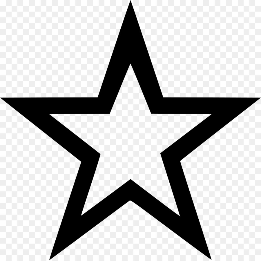 Black Star png download.