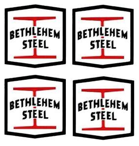 O Gauge Train Bethlehem Steel 3/4\