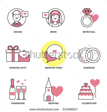 Betrothal Stock Photos, Royalty.