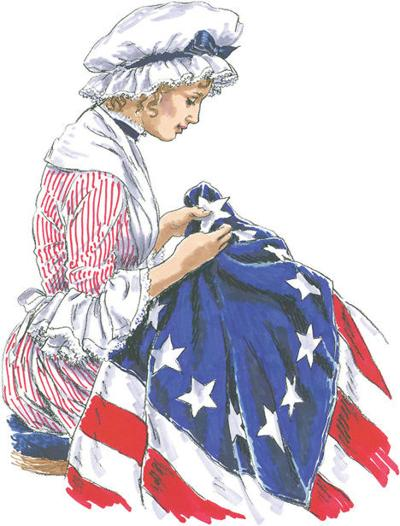 Betsy Ross: Did she or didn't she?.