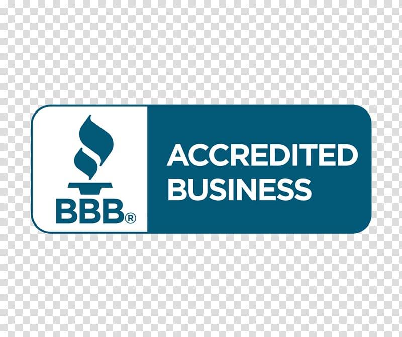 Better Business Bureau Logo Accreditation Brand, transparent.