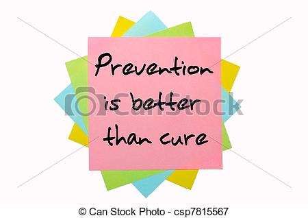 better than cure