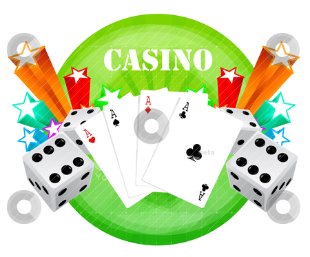 Gambling Clipart.