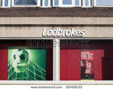 Betting Shop Stock Photos, Royalty.