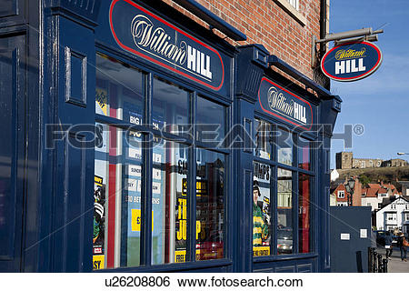 Stock Images of England, North Yorkshire, Whitby. William Hill.