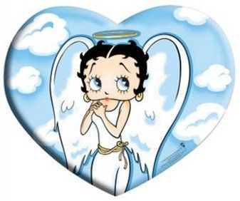 17 Best images about Angel Betty Boop on Pinterest.