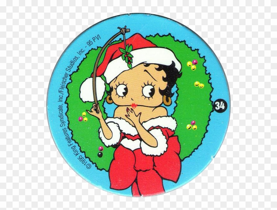 Betty Boop 34 Betty Boop Christmas.