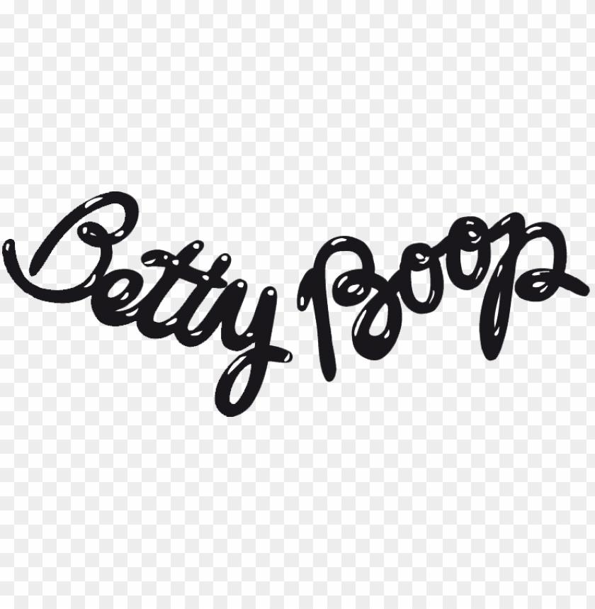 betty boop.