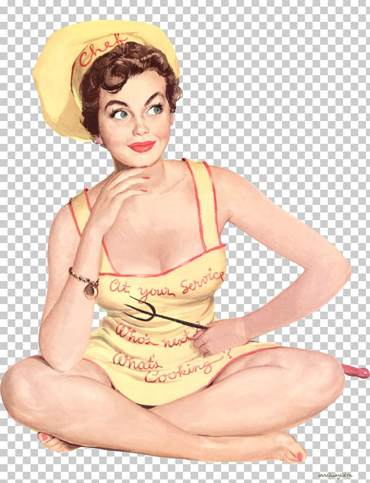 Bettie Page Pin.