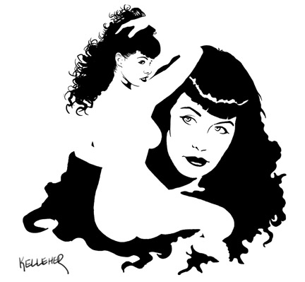 Michael Kelleher Illustration.
