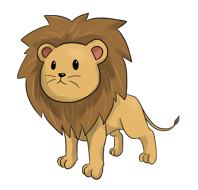 Free Pictures Of A Cartoon Lion, Download Free Clip Art.