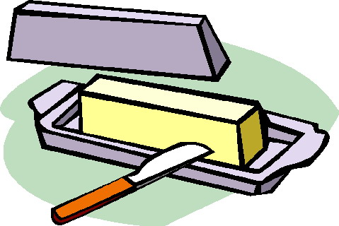 Beurre clipart 8 » Clipart Station.