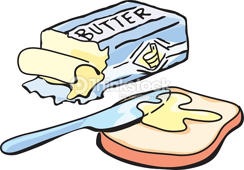 Beurre clipart 1 » Clipart Station.