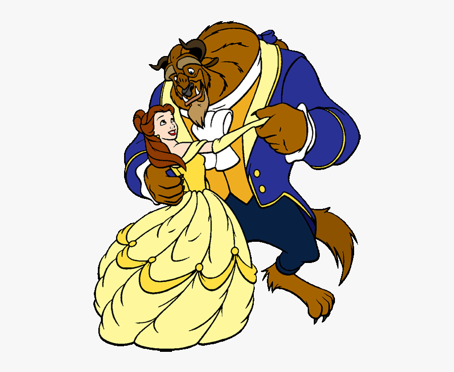 Beauty And The Beast Clipart , Free Transparent Clipart.