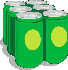 Beer Cans Clip Art at Clker.com.