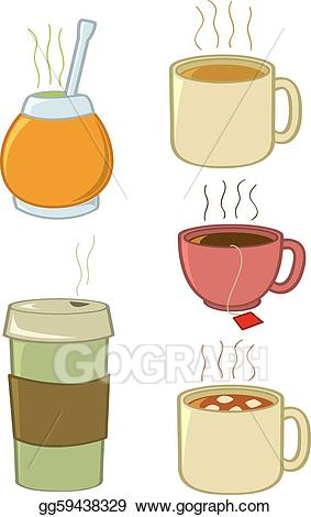 Hot Beverage Clipart & Clip Art Images #30887.