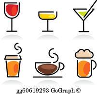 Beverage Clip Art.