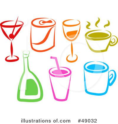 Beverage Clipart.