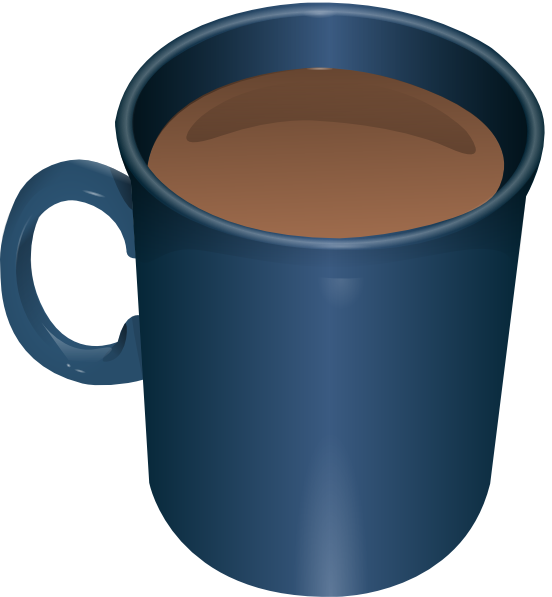 Coffee Mug Clip Art at Clker.com.