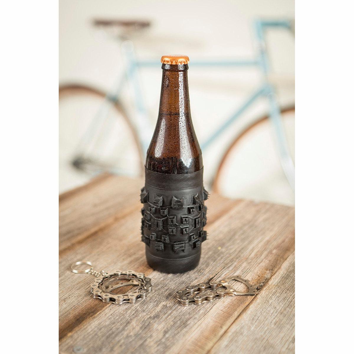 Beer holder.