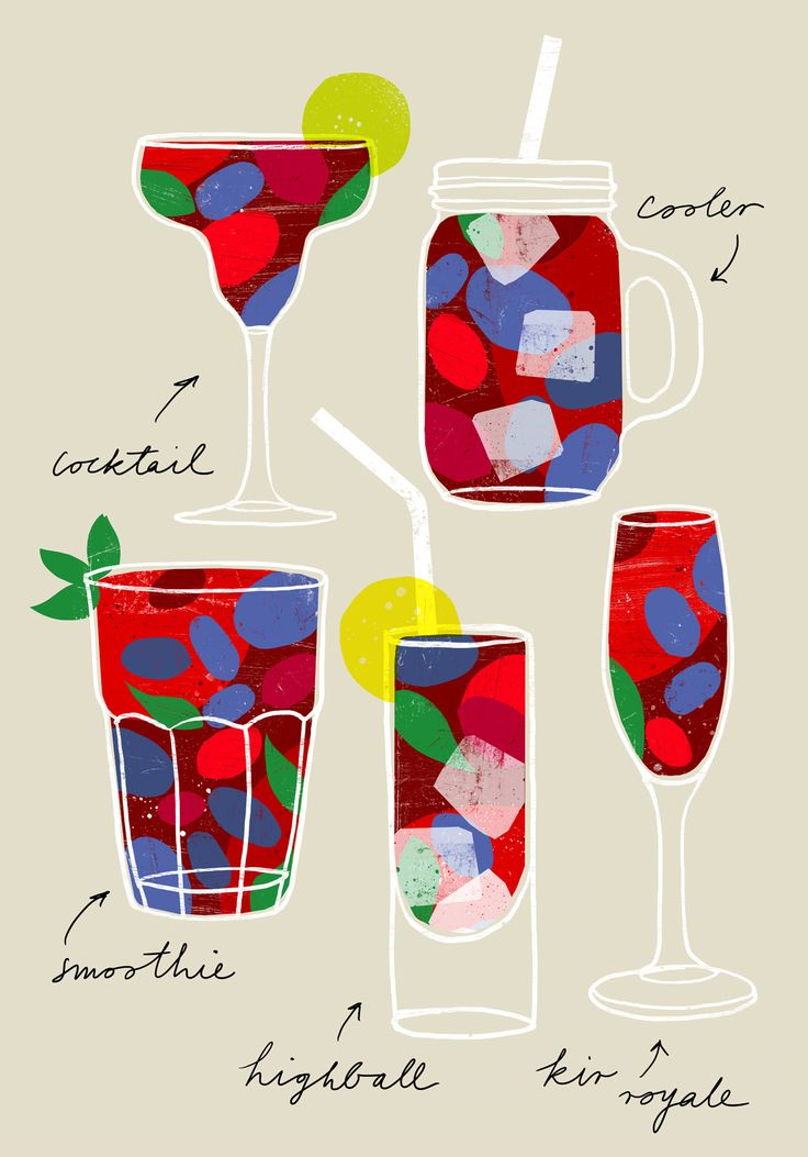 1000+ images about Drinks illustrations on Pinterest.