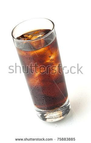 Coca Cola Glass Stock Photos, Royalty.
