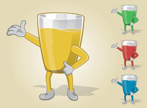 Margarita Glass Cartoon Clip Art, Vector Images & Illustrations.