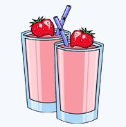 Free Beverages Clipart.