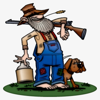 Free Hillbilly Clip Art with No Background.