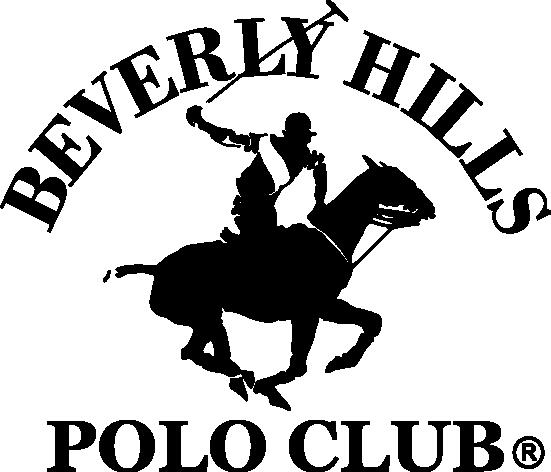 Beverly hills polo club logo.