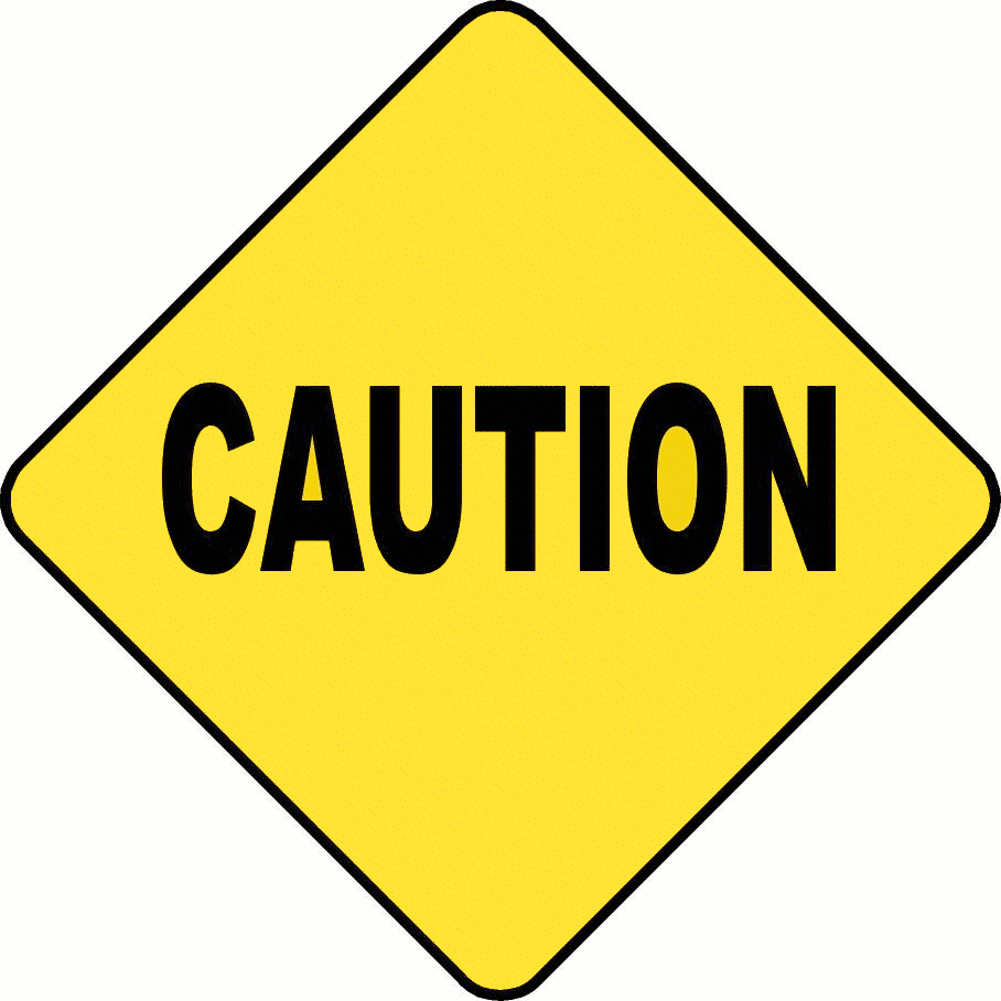 Free Caution Signs, Download Free Clip Art, Free Clip Art on.