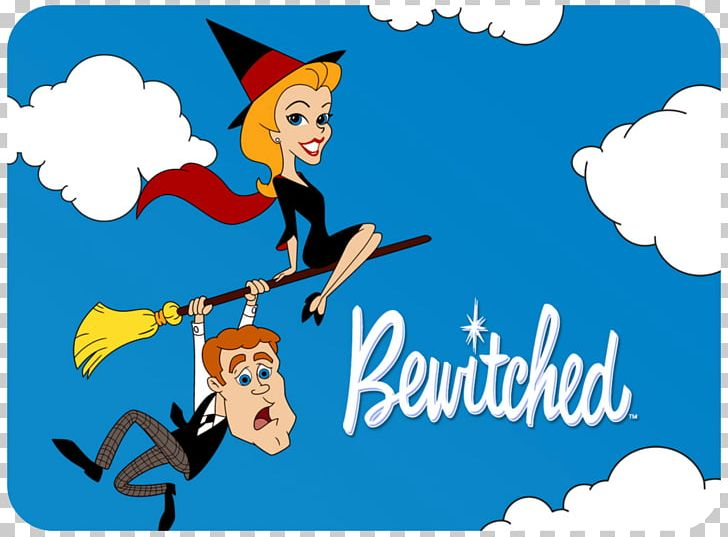 Fernsehserie Bewitched PNG, Clipart, Art, Bewitched, Cartoon.