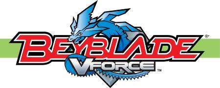 Beyblade vector logo preview.