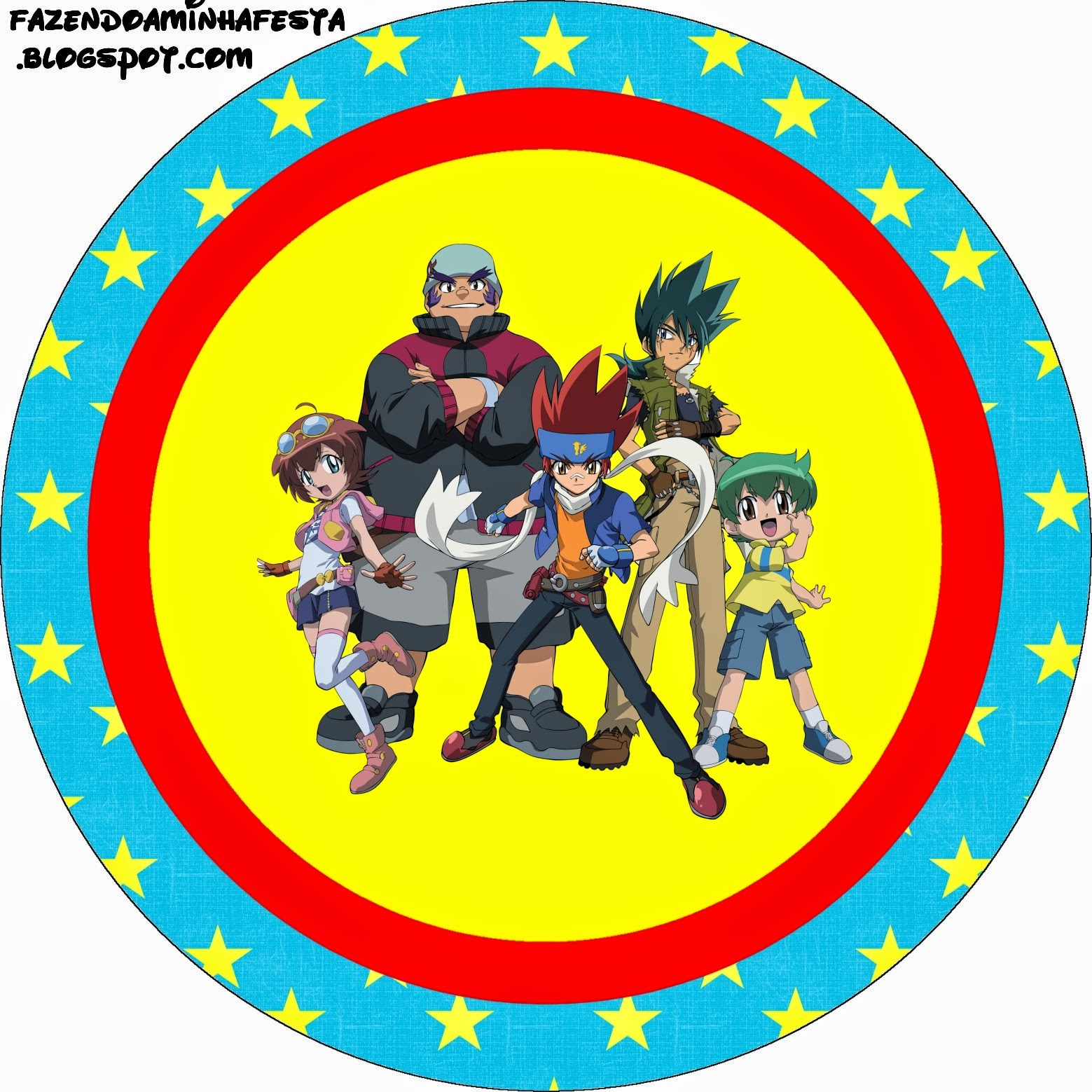 Beyblade clipart 7 » Clipart Station.