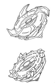 Beyblade Clipart 3 » Clipart Portal #762364.