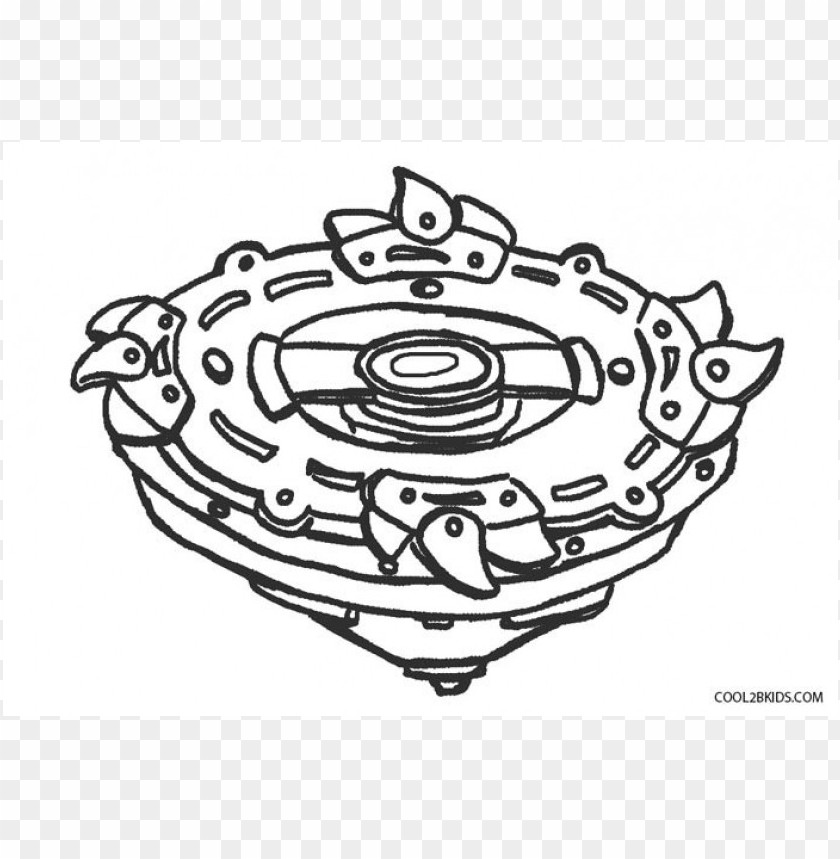 beyblade coloring pages color PNG image with transparent.