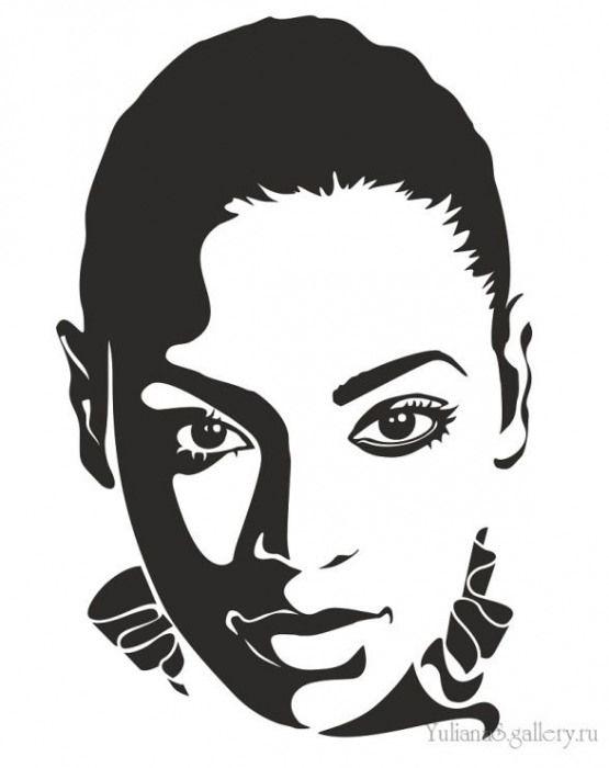 Gallery.ru / Beyonce.
