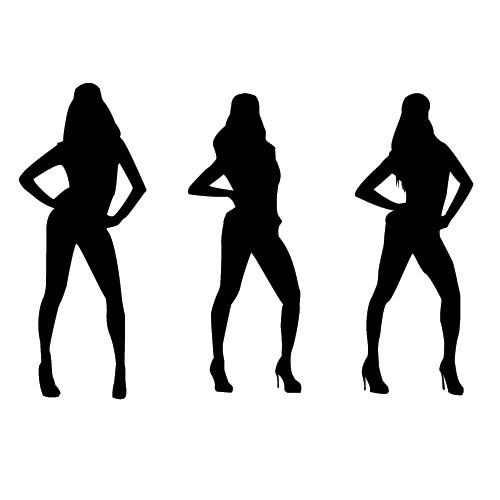 Beyonce Silhouette at GetDrawings.com.