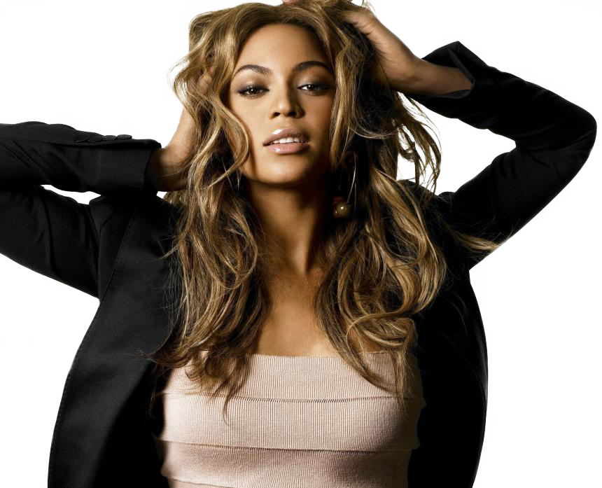 Beyonce PNG Transparent Images.
