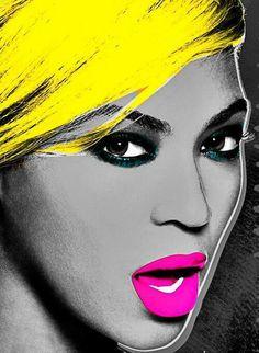 Beyonce live clipart.