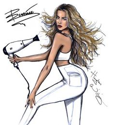 Beyonce clipart images.