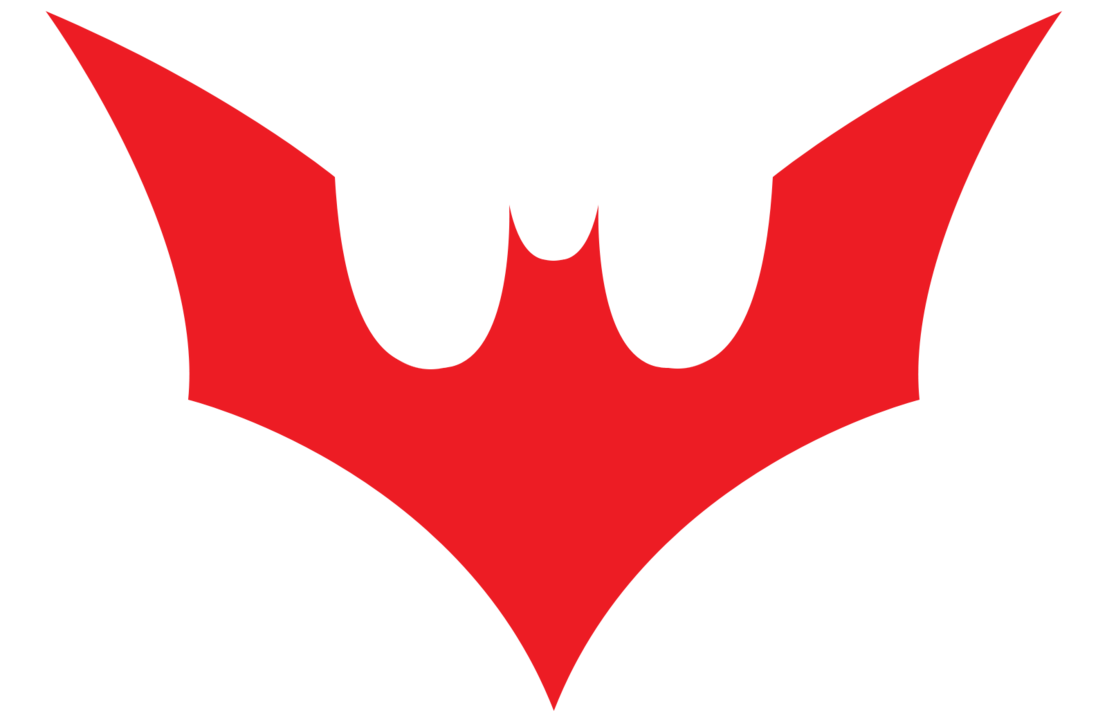 Logo Batman Beyond.