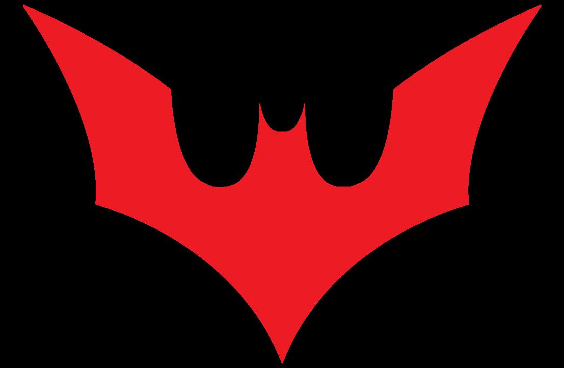 Logo Batman Beyond.