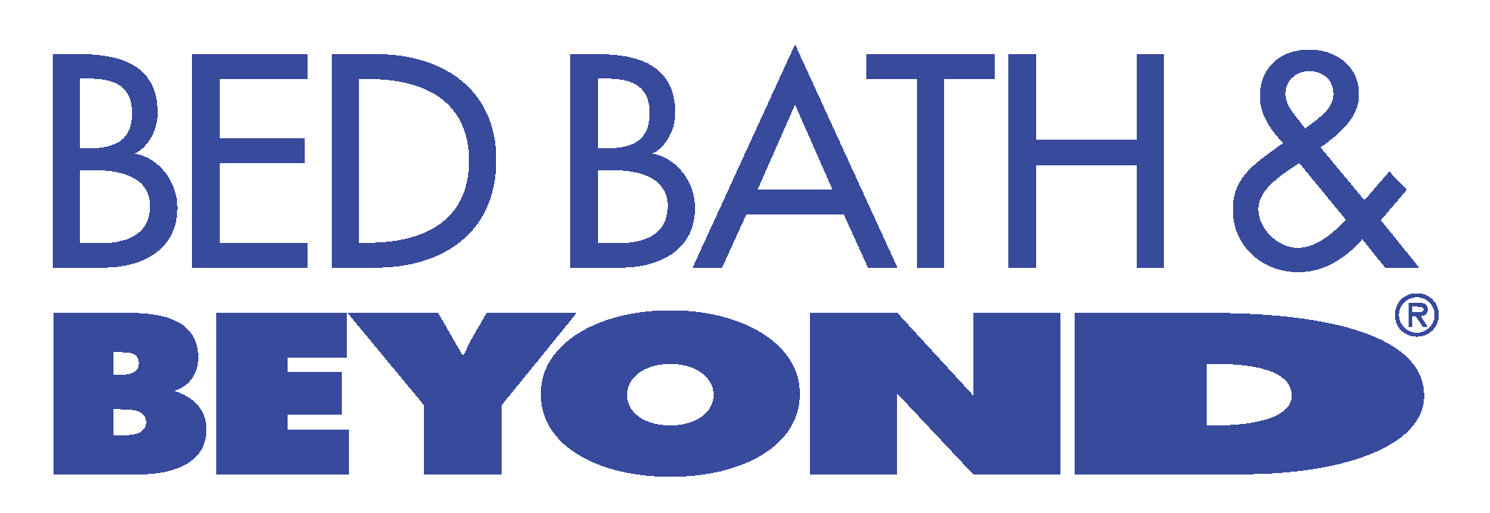 Bed Bath and Beyond Logo transparent PNG.