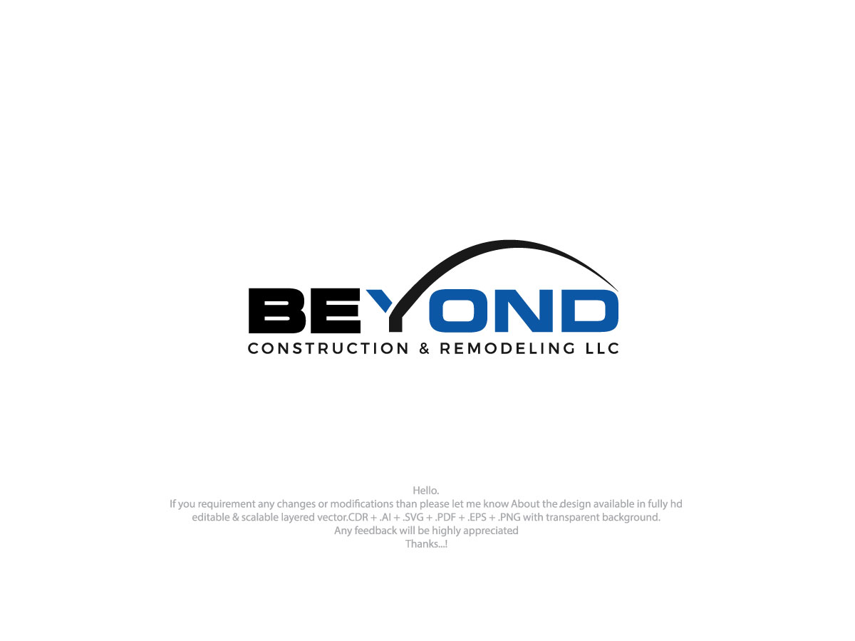 Beyond Construction Updated Logo.